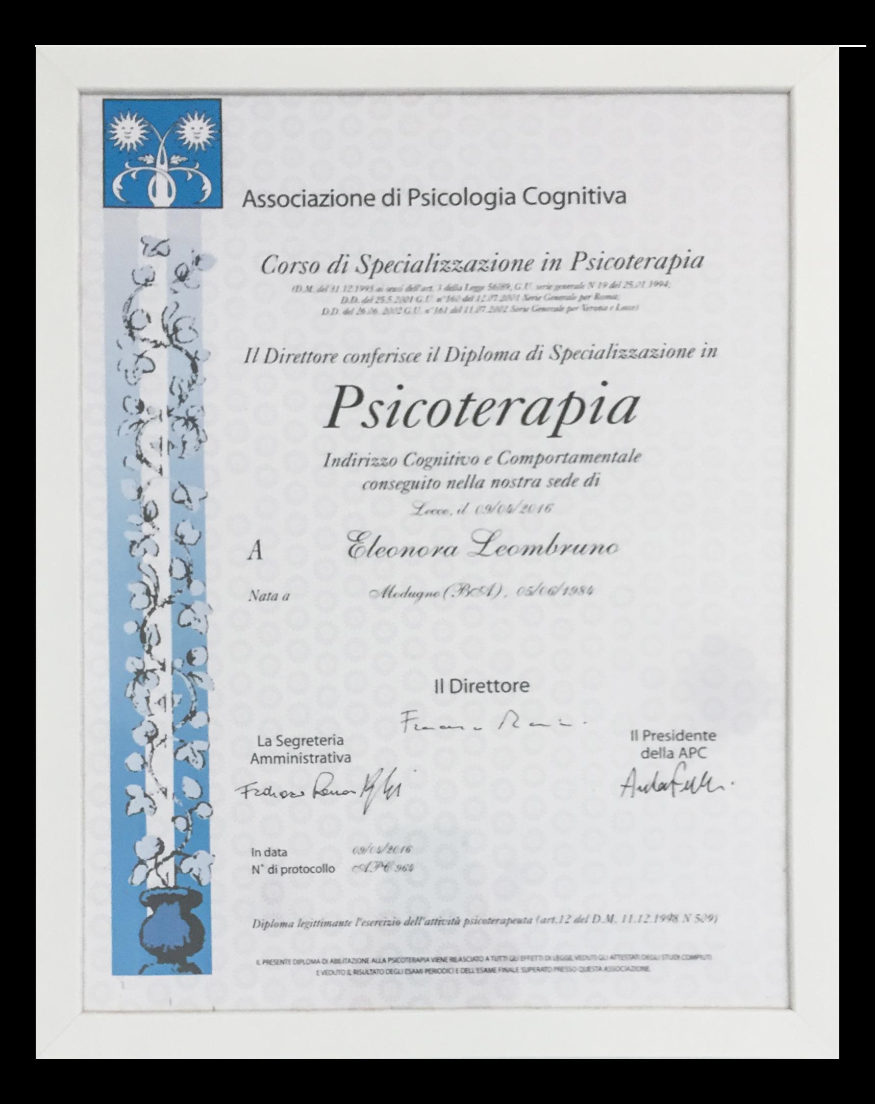 Associazione di Psicologia Cognitiva
